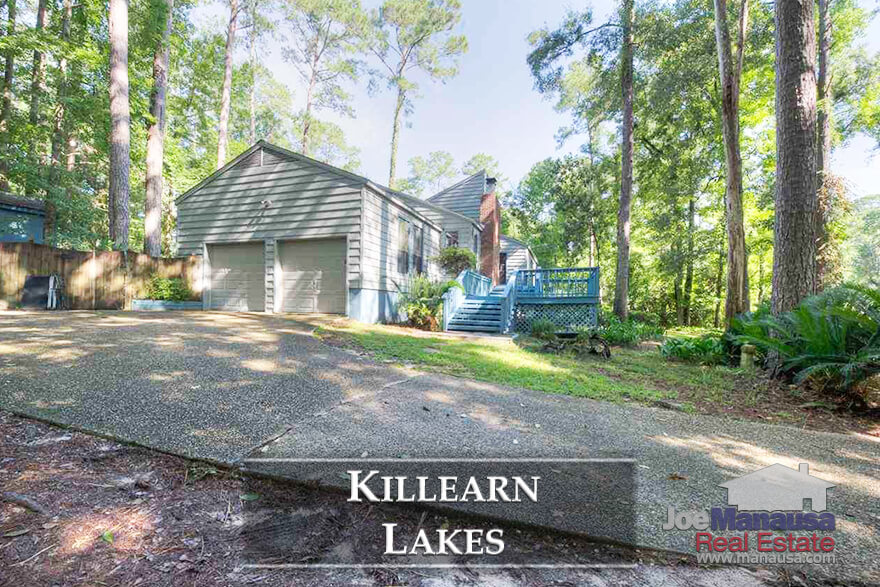 Killearn Lakes Plantation is a hugely popular NE Tallahassee community with several thousand homes, spanning from the mid 100Ks up to several million dollars