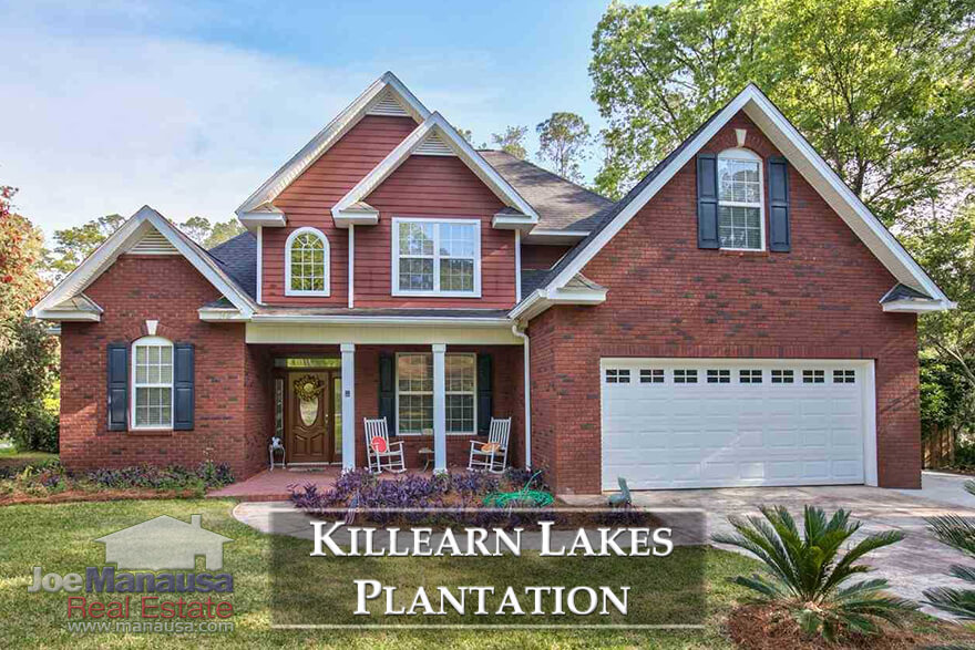 Killearn Lakes Plantation has the features that many homebuyers are seeking, including A-rated schools, natural walking trails, miles of lakes, flora, and fauna.  The broad span of price ranges, combined with the amenities mentioned above are the reasons why this community is so popular each year.
