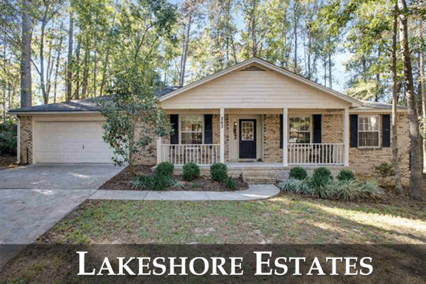 Lakeshore Estates is a popular NW Tallahassee neighborhood has set a new high in 2017