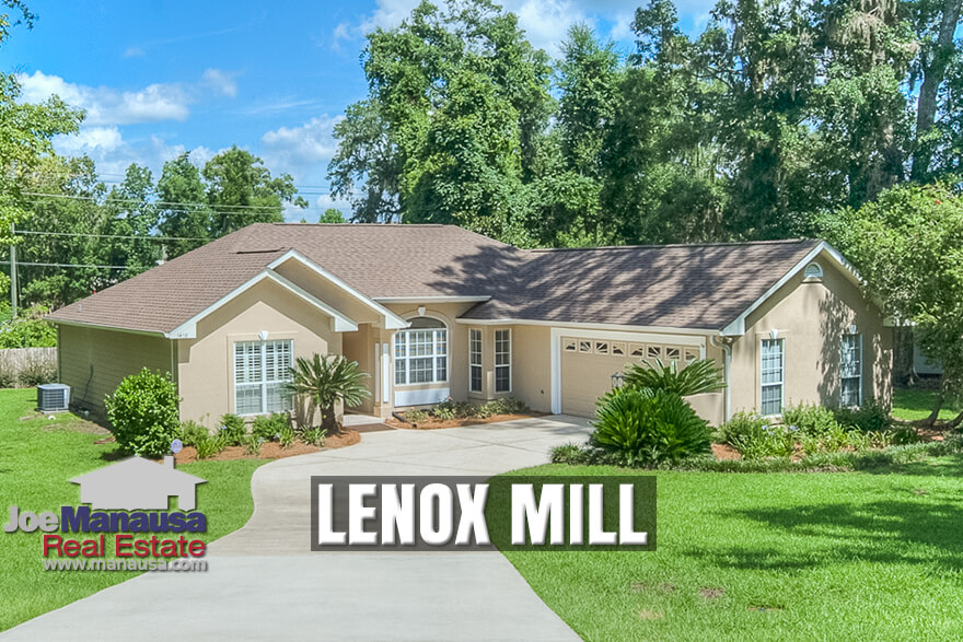 Homes For Sale In Lenox Mill Tallahassee, FL