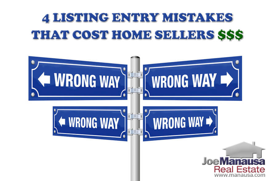 We have prepared this article as a prepper for anybody thinking about selling a home so that they can ensure they put themselves in the best position possible by avoiding these 4 costly mistakes