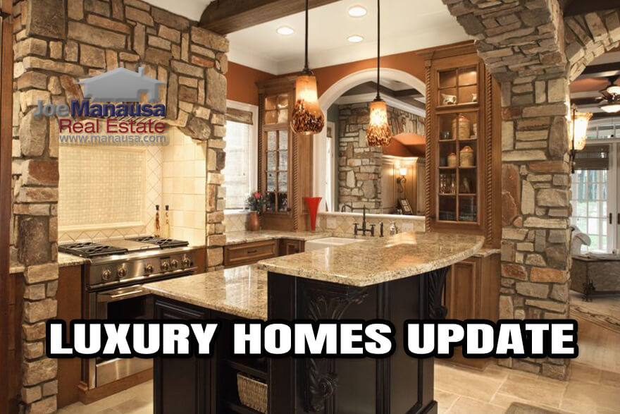 Full report on luxury home sales in Tallahassee through April 2021