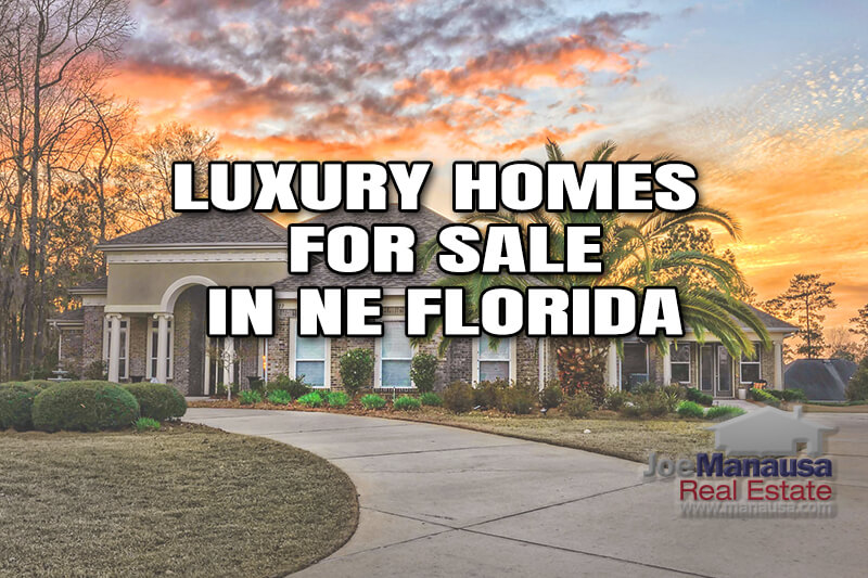 Full report on luxury home sales in Tallahassee through March 2021
