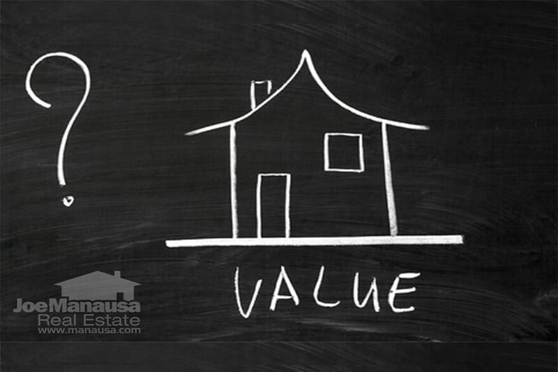 Who is primarily responsible for determining the market value of the home you want to buy?