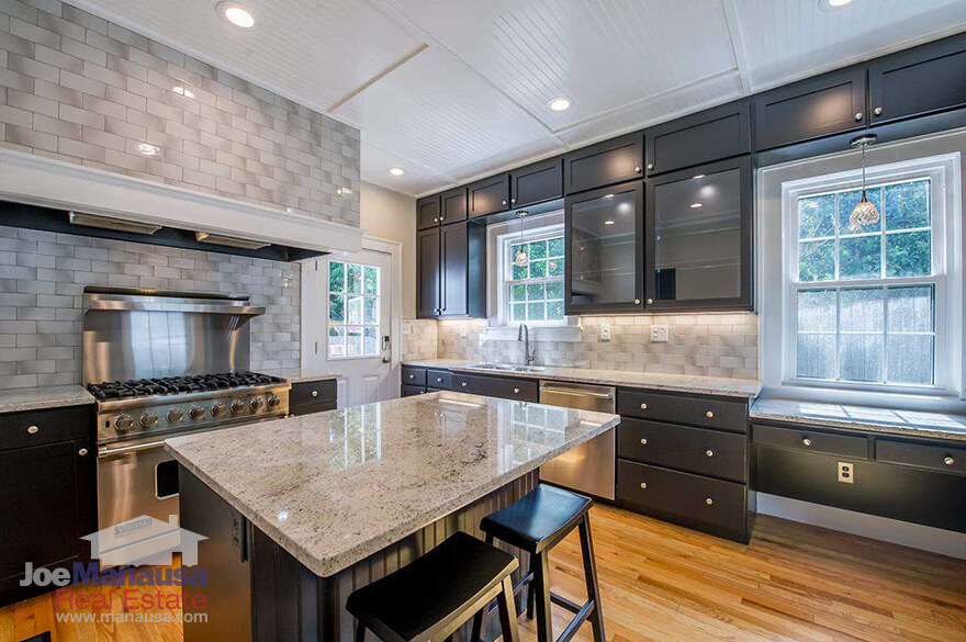 Brand-new renovated kitchen in Midtown Tallahassee