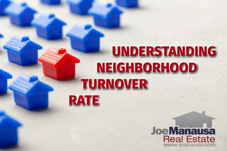 One statistic that a good listing agent in Tallahassee should discuss with you when you are considering selling a home is the turnover rate in your neighborhood