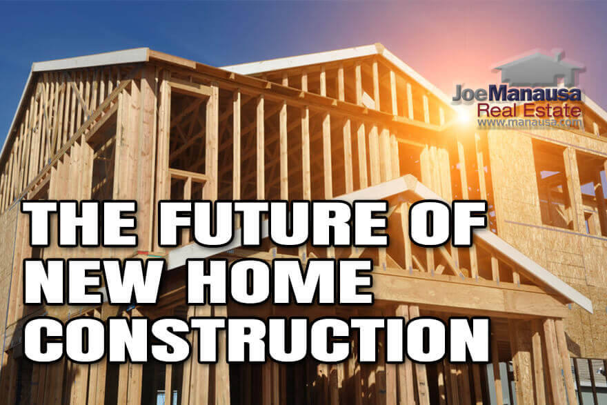 The evidence that points out a very clear picture of where the Tallahassee real estate market is heading and what is going to happen to the new home construction market