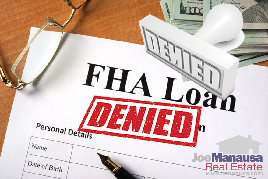 There are three key criteria that the FHA has targeted, so people planning on buying a home who might need an FHA loan need to be prepared