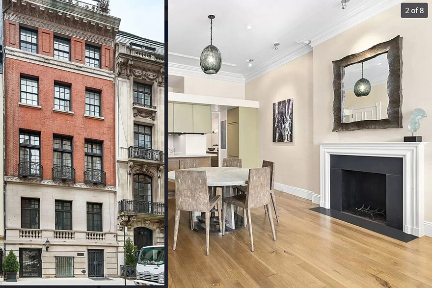 he asking price for this 900 sqft unit (built in 1910) with just 1 bedroom and one bathroom is $1,080,000