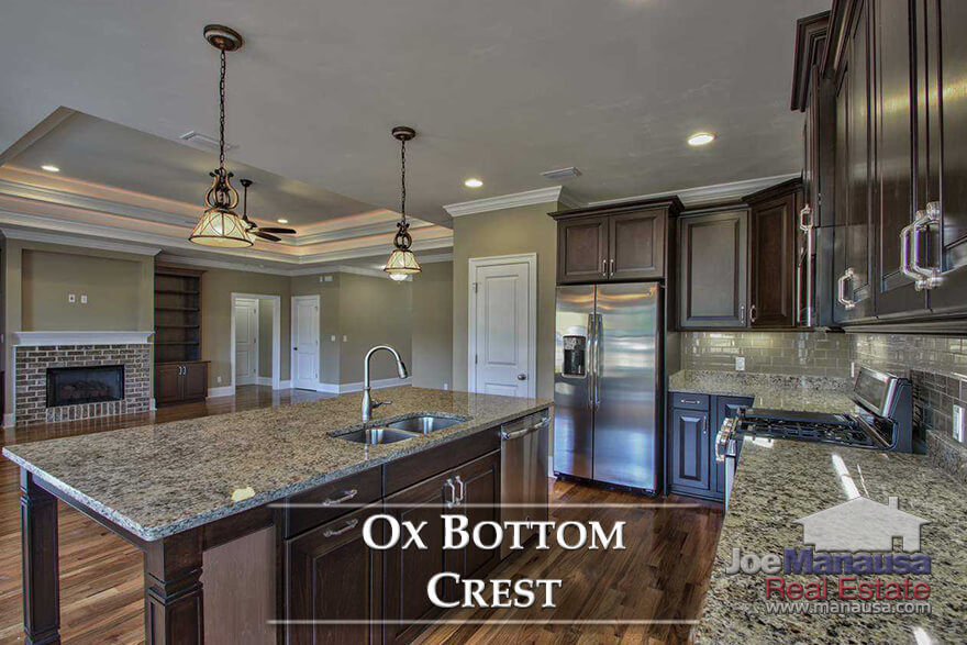 Located on the western edge of the Thomasville Road Corridor, Ox Bottom Crest was built and (almost) sold-out in just three years