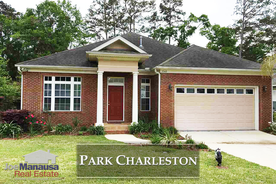 If you are looking for a newer home near either of our Tallahassee hospitals, make sure you don't miss Park Charleston