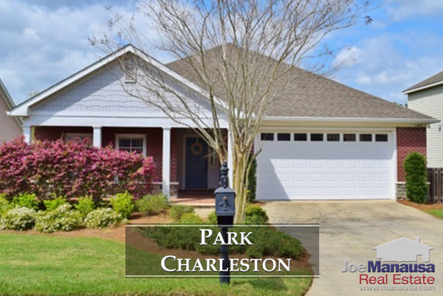 If you are looking for a newer home near either of our Tallahassee hospitals, make sure you don't miss Park Charleston.
