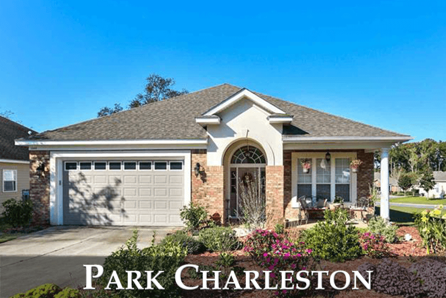 Barely outside of Capital Circle NE, you will find Park Charleston, a small neighborhood that features both attached and detached homes.