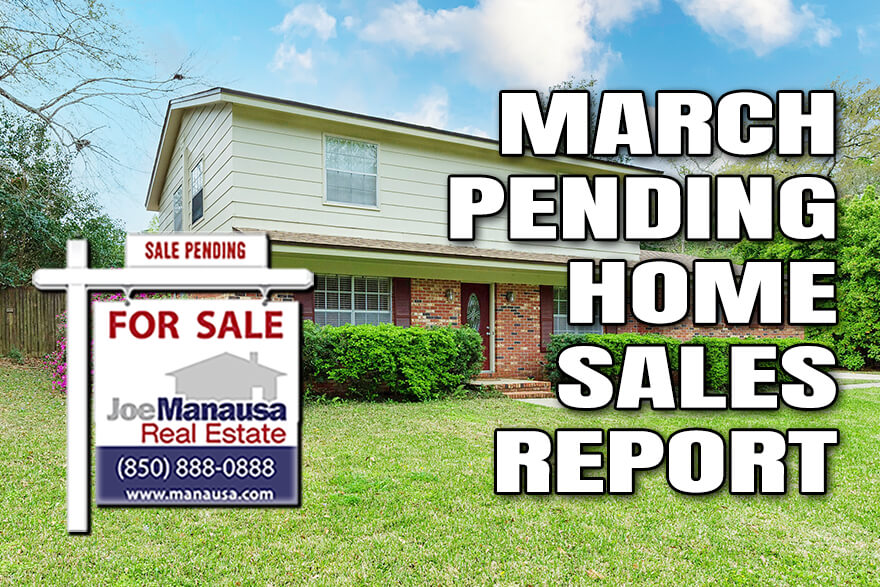 A Pending Home Sales Report is a leading indicator of home sales, meaning it gives you earlier insight into housing market activity than you could gain by studying home sales