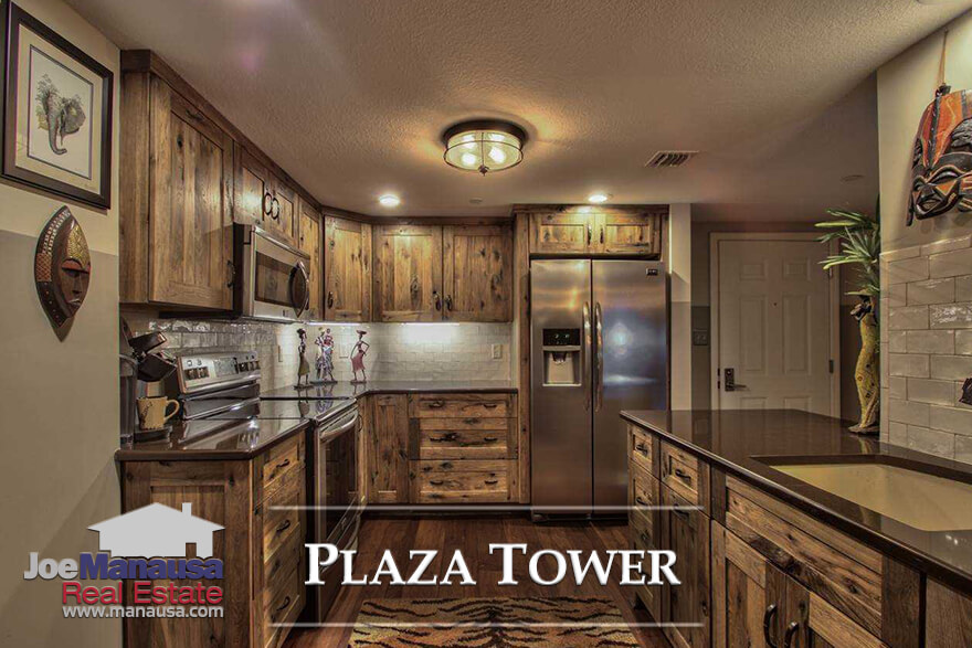 Plaza Tower is located on Kleman Plaza in the heart downtown Tallahassee, offering 202 condominium units in a 23-story high-rise dwelling