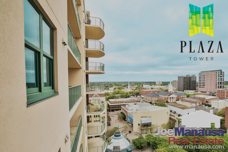 If you want urban-style living in downtown Tallahassee, Plaza Tower has a wide array of offerings for you right now.