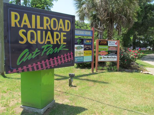Railroad Square in Tallahassee Florida