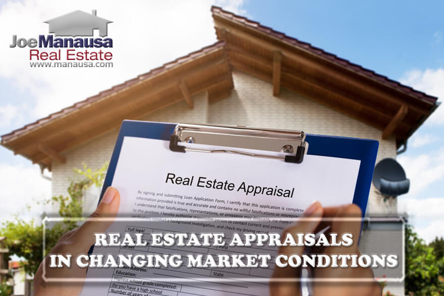 Real estate appraisers must adapt to changing market conditions. Most local appraisers have adapted well, but the national appraisers are hurting homebuyers