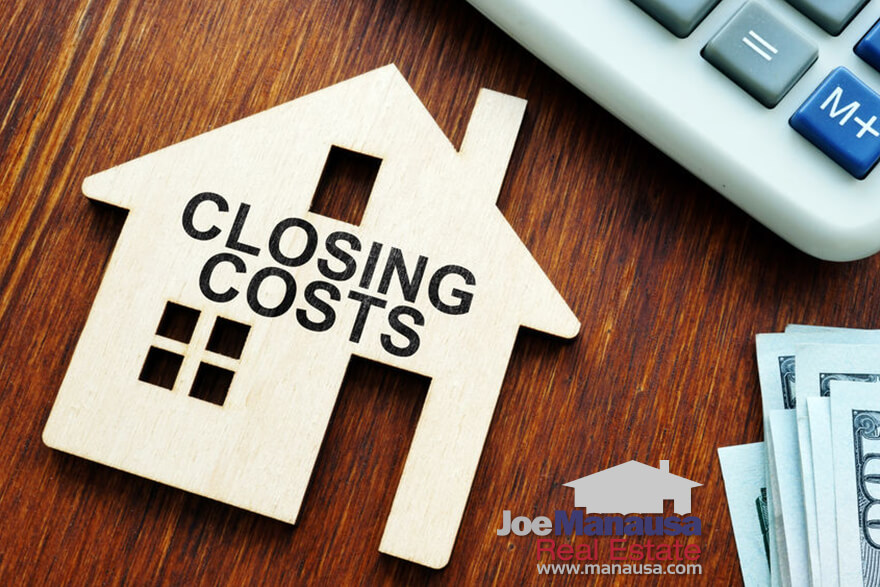 How do you know who pays the real estate closing costs in a transaction?