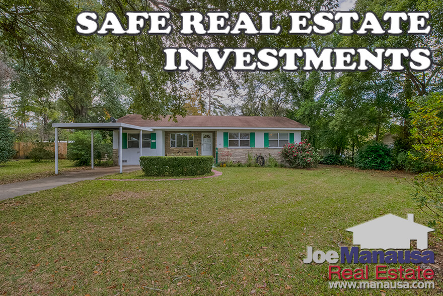 Are low mortgage interest rates hurting the Tallahassee real estate investment market?