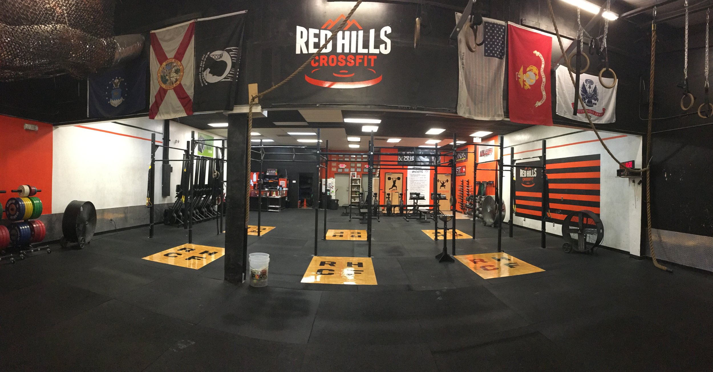 Red Hills Crossfit Tallahassee