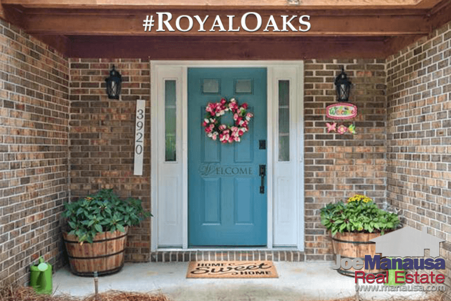 Homes For Sale In Royal Oaks in Tallahassee, FL