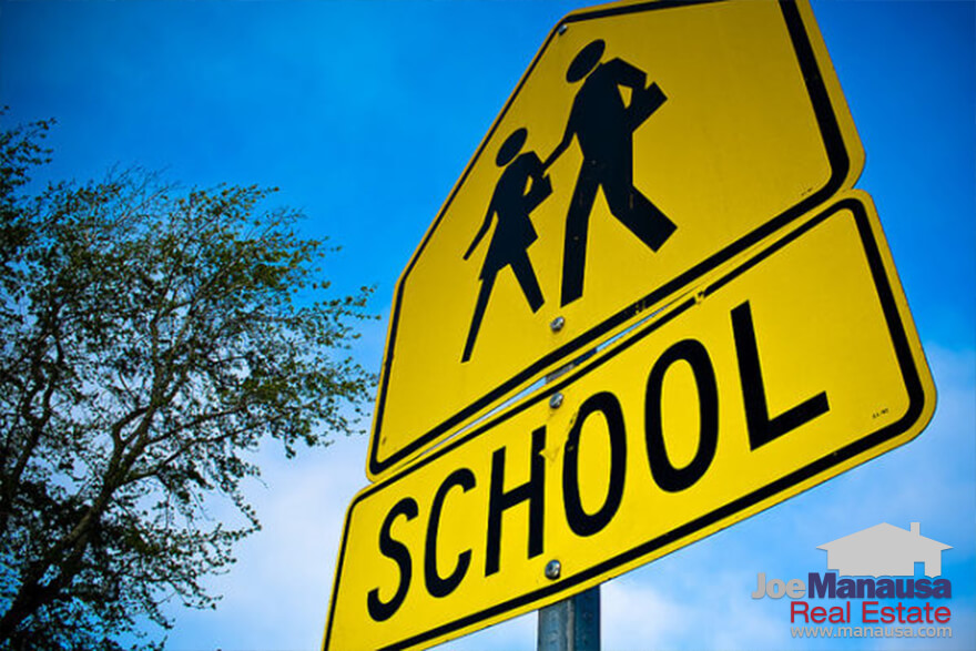 When we work with somebody to buy a home in Tallahassee, invariably the buyers want a specific school zone if they have school aged children