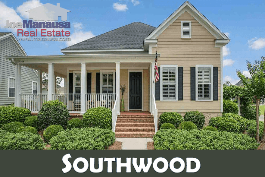 Homes For Sale In Southwood in Tallahassee, Florida
