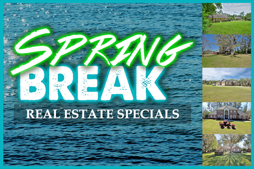 Five hot new listings, just in time for Spring Break 2018, that you can visit with half the competition that will be here when the partiers return next week.