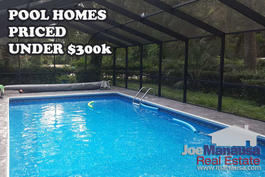 Where To Find A Pool Home For Sale Under 300k In Tallahassee