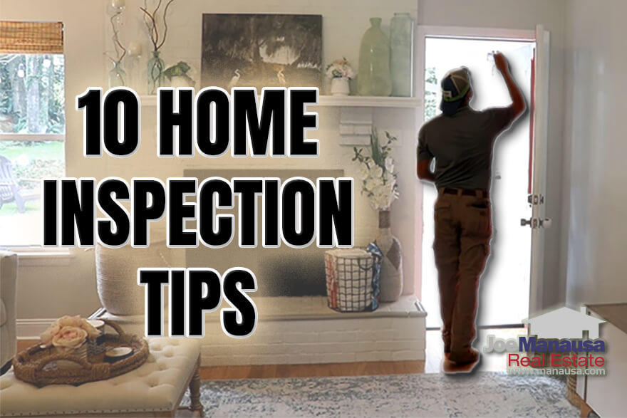 Ten Home Inspection Tips For Both Sellers And Buyers