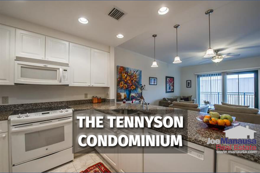 The Tennyson is a popular downtown Tallahassee condominium building on North Monroe Street that provides an excellent opportunity to enjoy an urban lifestyle in Florida's Capital City.