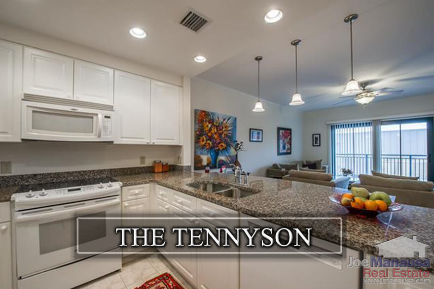 The Tennyson is a popular downtown Tallahassee condominium building on North Monroe Street that provides an excellent opportunity to enjoy an urban lifestyle in Florida's Capital City