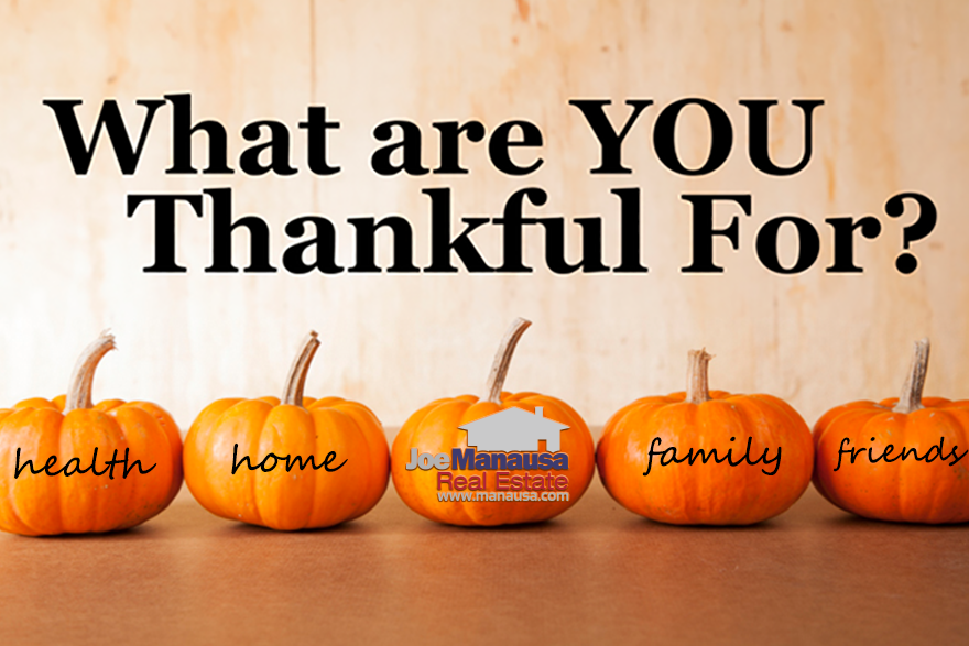 Thanksgiving in Tallahassee, Florida - What Are You Thankful For?