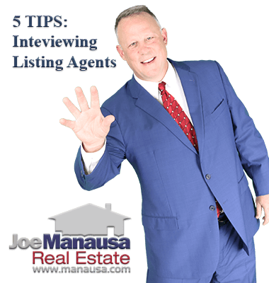 5 Tips For Interviewing Listing Agents When Selling A Home