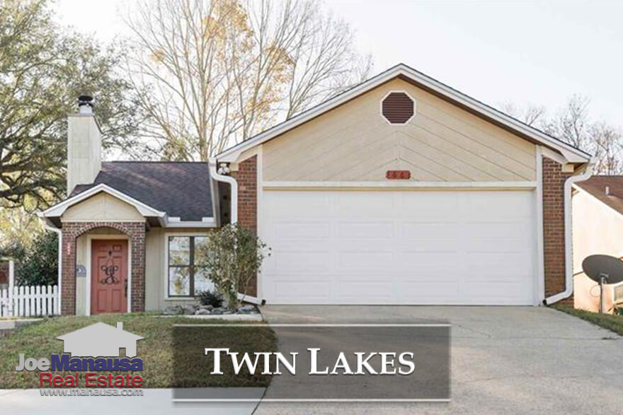 Twin Lakes Community is located just South of Apalachee Parkway and just East of Southwood Plantation Road