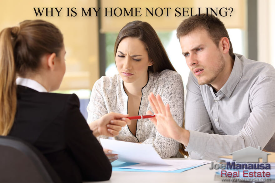 """All across the US, there is a recurring question being asked by homeowners who want to sell a home and are frustrated because they are not finding a buyer. These hopeful home sellers are asking """"Why Is My Home Not Selling"""" ???"""