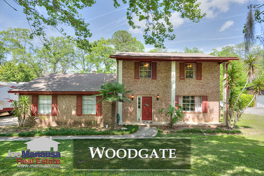 "Woodgate offers superior location combined with larger than average homes on third of acre parcels of land. Woodgate is the classic example of ""they aren't making them like this anymore."""