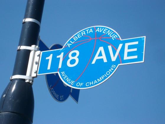 Alberta Avenue Edmonton Image