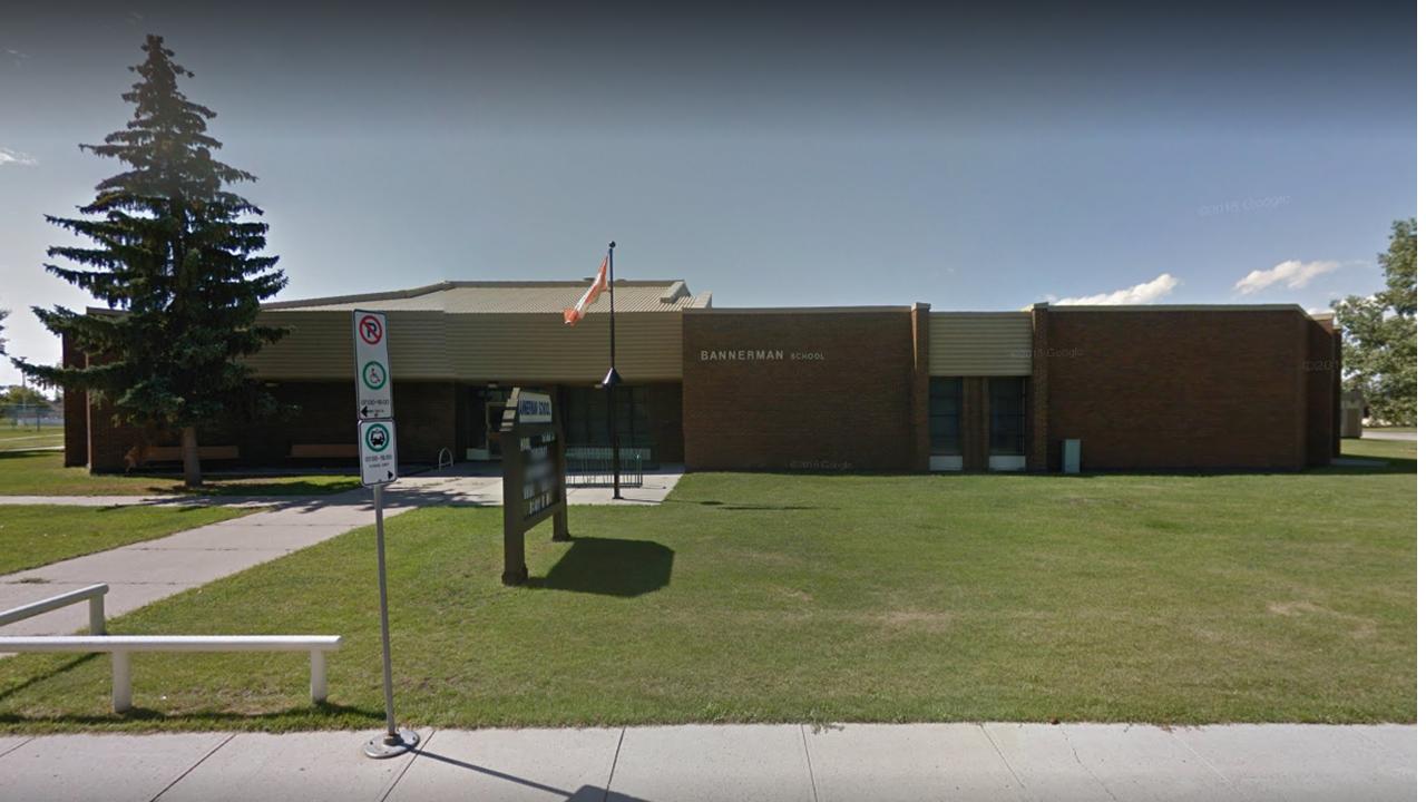 Bannerman School Edmonton Image