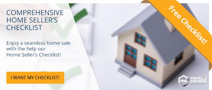 Home Seller's Checklist CTA Image