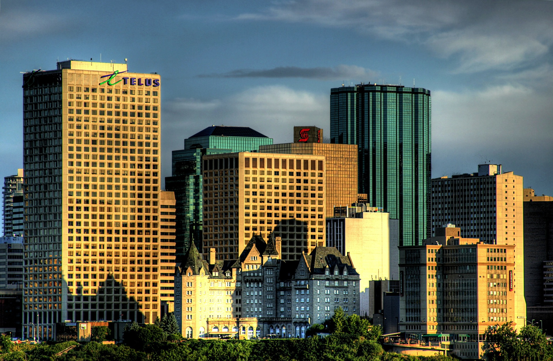 Downtown Edmonton Image