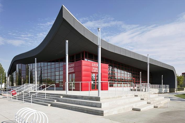 Leduc Public Library Image