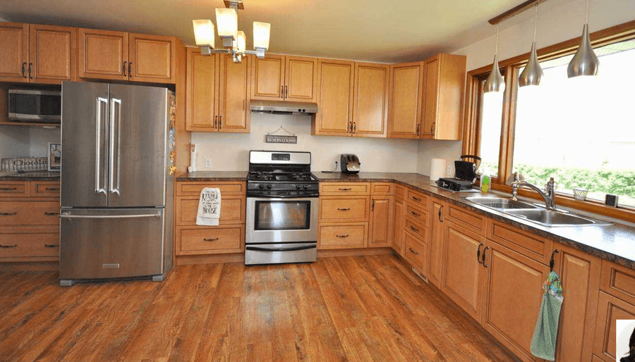 Featured Listing: 252070A Township Road 304 Kitchen Image