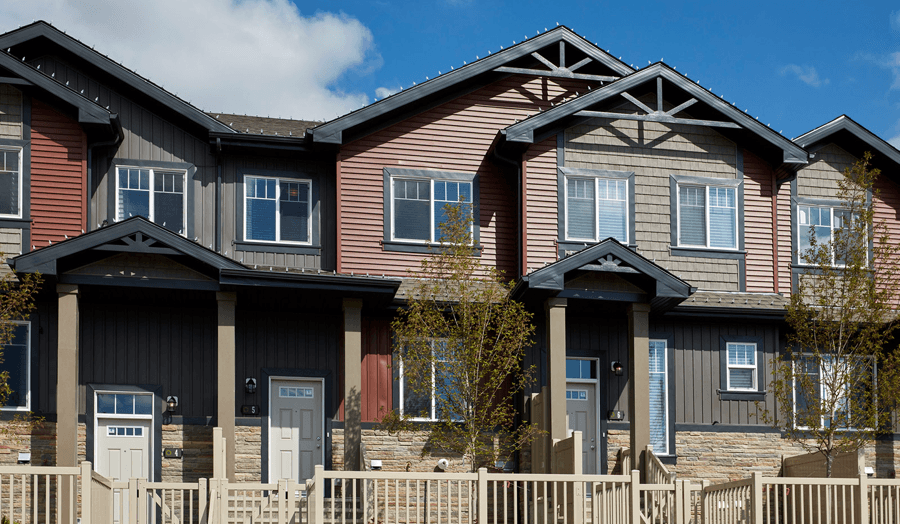 3 Affordable Homes in Edmonton for First Time Home Buyers Townhome Image