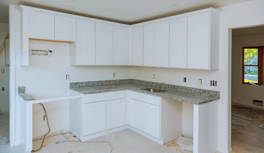 House Flipping 101: 7 Steps For a Successful Flip Kitchen Image