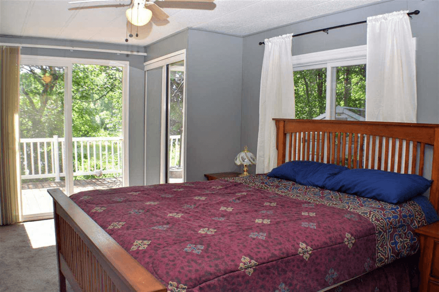 Featured Listing: 1401 Twp Rd 540, Rural Parkland County Master Suite Image