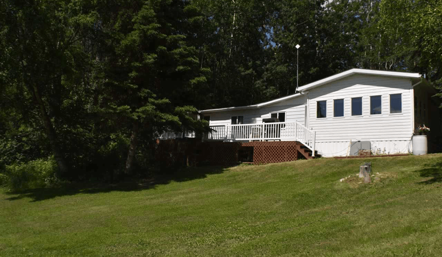 Featured Listing: 1401 Twp Rd 540, Rural Parkland County Exterior Main Image