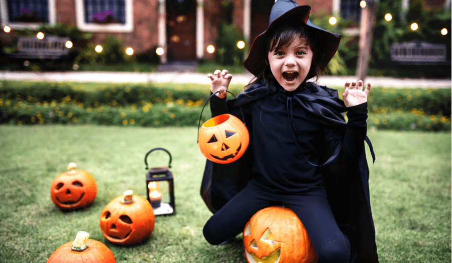 10 Ultra-Easy (and affordable) Kids Halloween Crafts Main Image