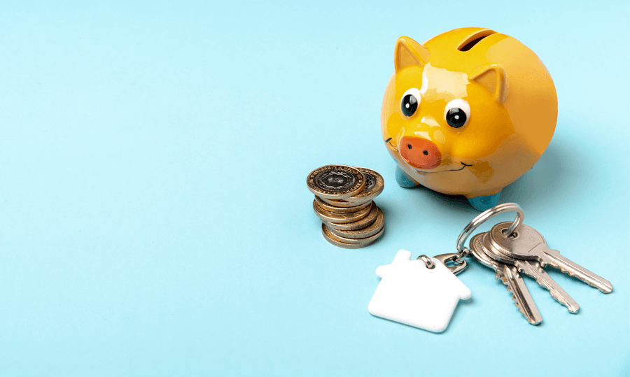 5 Critical Facts Every Home Buyer Should Know Piggy Bank Image